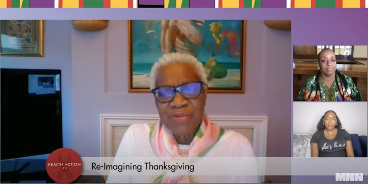 re-imaging thanksgiving screenshot from youtube video