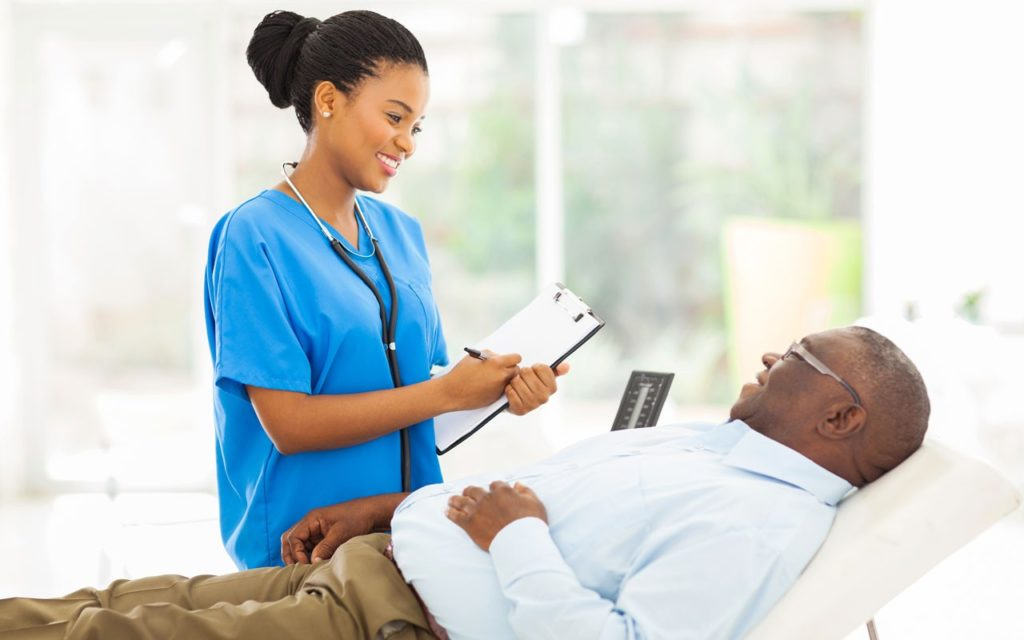 image of people in a medical consultation