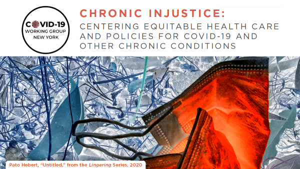 chronic injustice flyer
