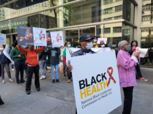 health equity demonstration